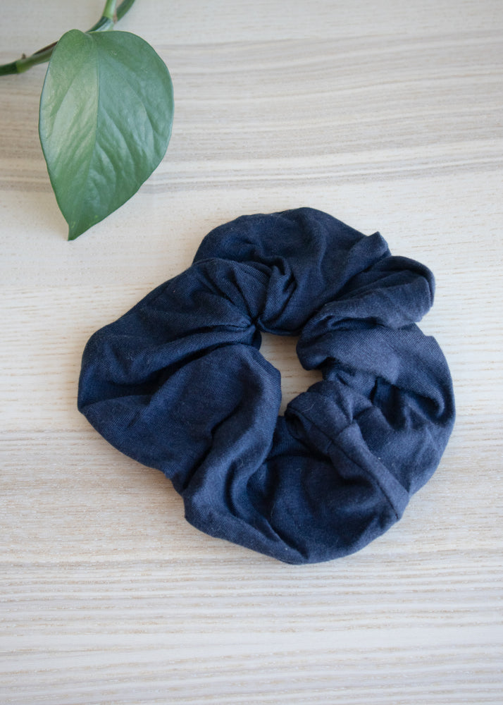 X-Large Scrunchie Navy