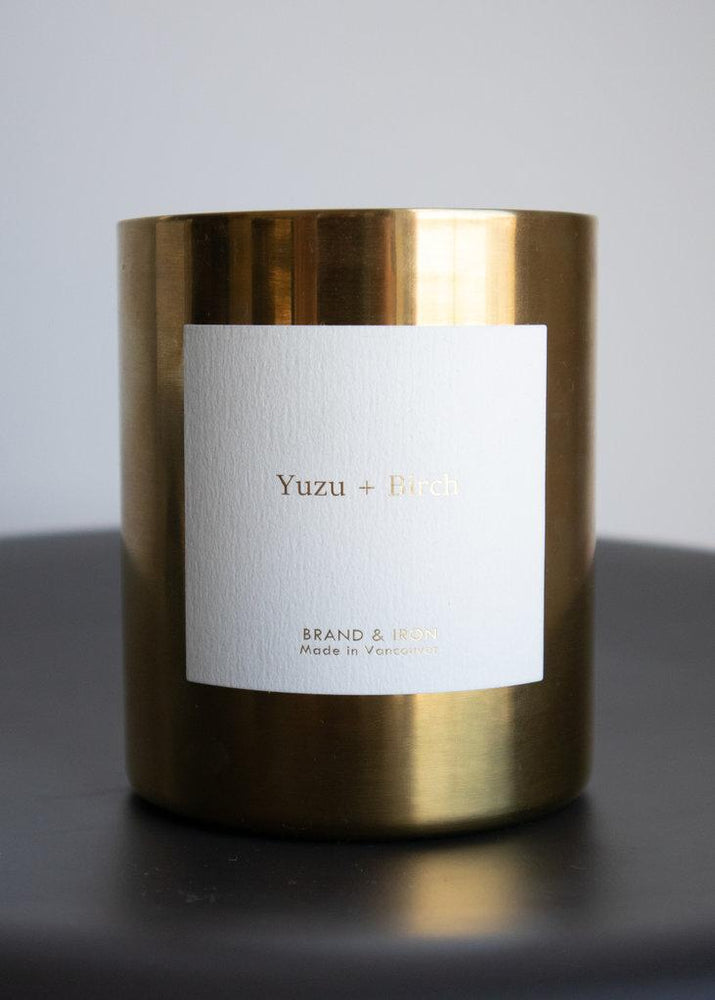 Yuzu Birch Goldie