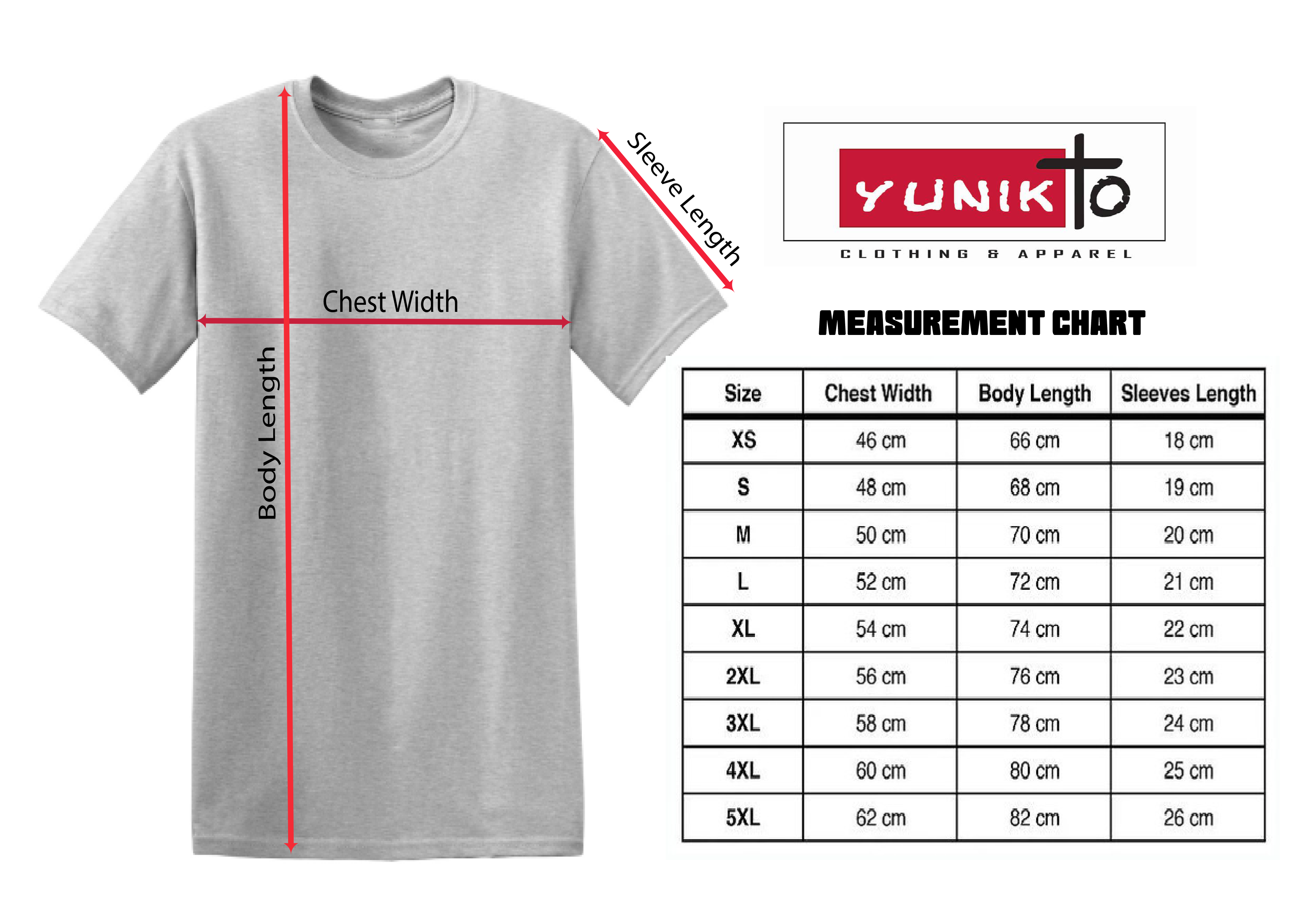 Citizens of Heaven - YunikTo Clothing and Apparel