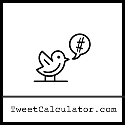 tweetcalculator.com