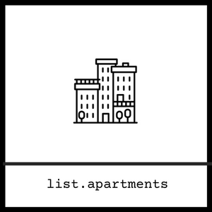 list.apartments