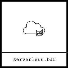 Load image into Gallery viewer, serverless.bar