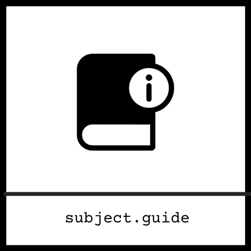 subject.guide