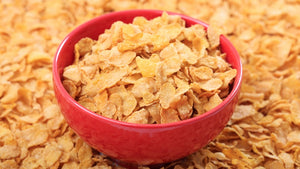 Cereais Corn Flakes