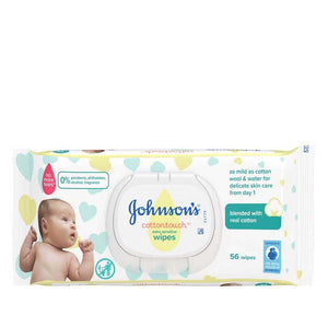 Toalhitas Baby Cotton Touch