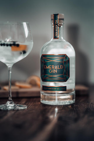 Emerald Gin London Dry Gin