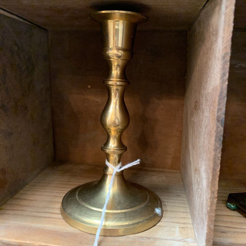 Brass Candle Stick - 5