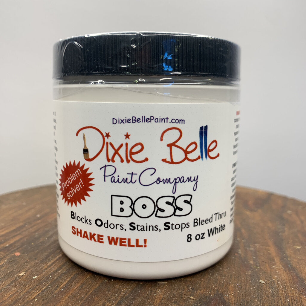 Dixie Belle BOSS 8 oz. WHITE