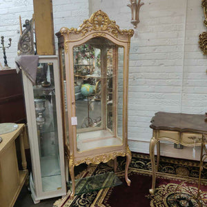 French Curio Cabinet