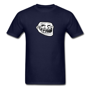Troll Face - navy