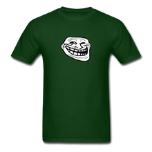 Load image into Gallery viewer, Troll Face - forest green