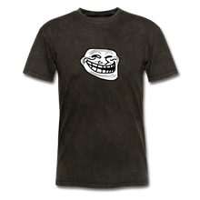 Load image into Gallery viewer, Troll Face - mineral black