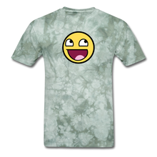 Load image into Gallery viewer, Awesome! - military green tie dye