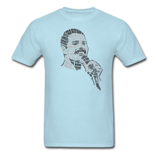 Load image into Gallery viewer, Freddie Mercury - powder blue