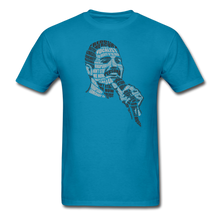Load image into Gallery viewer, Freddie Mercury - turquoise