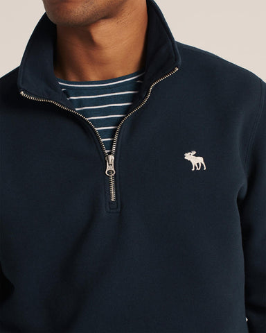 Half-Zip Icon Sweatshirt