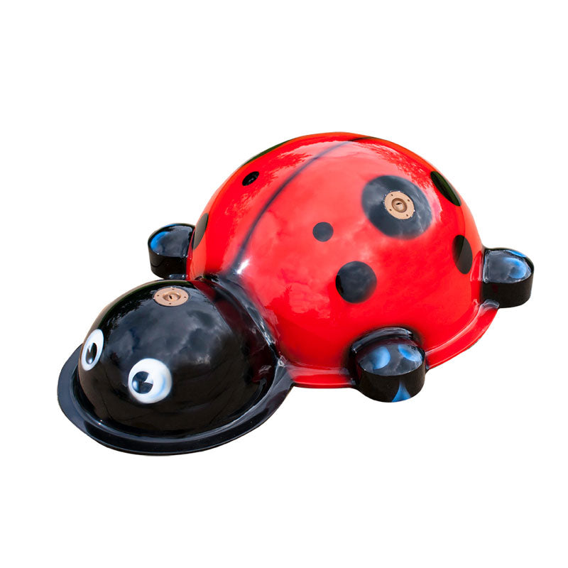 Ladybug Mobile Spray and Play Features