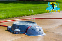 Load image into Gallery viewer, Dog Park Bulldog Water Bowl Water Play Feature