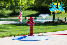 Load image into Gallery viewer, Fire Hydrant Portable Splash Pad Water Play Features