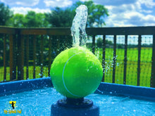 Load image into Gallery viewer, Tennis Ball Water Play Features