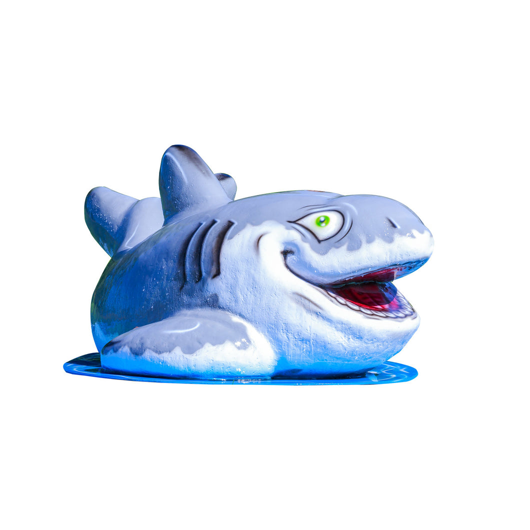 Shark Mobile Spray and Play Features
