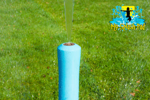 Small Rain Stick Portable Splash Pad Water Play Features