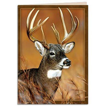 Load image into Gallery viewer, The Buck Stops Here Greeting Card