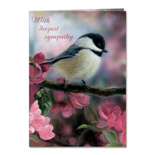 Load image into Gallery viewer, Peace And Comfort Sympathy Greeting Card 6 pack