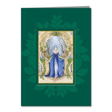 Load image into Gallery viewer, Ivy Enchantress Greeting Card