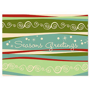 Holiday Dazzle Greeting Card