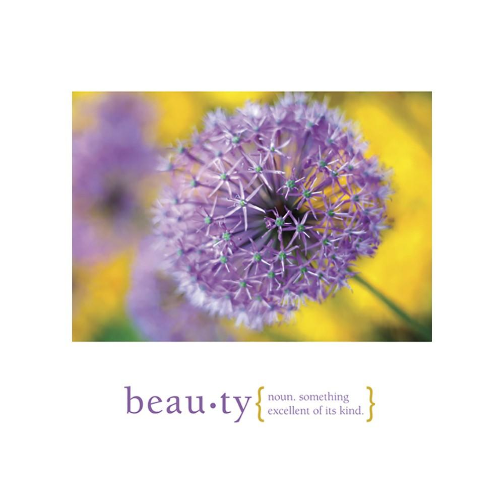 Beauty Birthday Greeting Card 6 pack