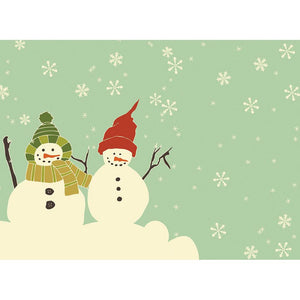 Season's Greetings Holiday Greeting Card 4 pack