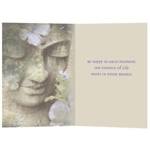 Inner Tranquility All Occasion Greeting Card 6 pack