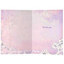 Load image into Gallery viewer, If The Only Prayer Thank You Greeting Card 6 pack