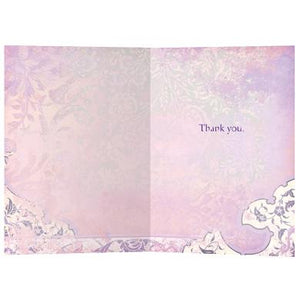 If The Only Prayer Thank You Greeting Card 6 pack