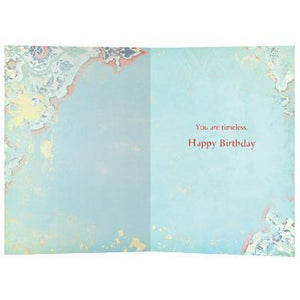 Remember Your Life Birthday Greeting Card 6 pack