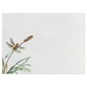 Dragonfly Sympathy Greeting Card 6 pack
