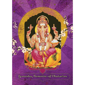 Ganesha All Occasion Greeting Card 6 pack