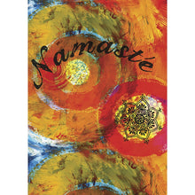 Load image into Gallery viewer, Namasté Friendship Greeting Card 6 pack