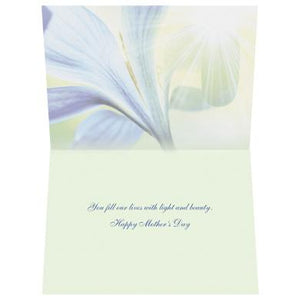 Dazzling Mother's Day Greeting Card 4 pack