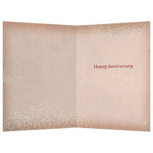 Every Love Story Anniversary Greeting Card 6 pack