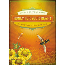 Load image into Gallery viewer, Honey For Your Heart Birthday Greeting Card 6 pack