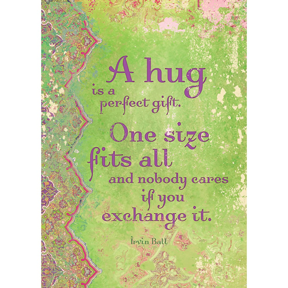 One Size Fits All All Occasion Greeting Card 6 pack