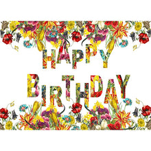 Load image into Gallery viewer, Resplendent Birthday Birthday Greeting Card 6 pack