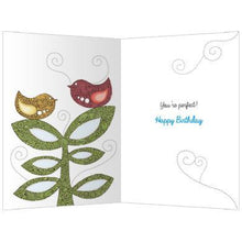 Load image into Gallery viewer, Perfect Age Birthday Greeting Card 6 pack