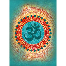 Load image into Gallery viewer, All Embracing Om All Occasion Greeting Card 6 pack