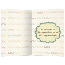 Load image into Gallery viewer, Never Out Of Style Dad Father's Day Greeting Card 4 pack