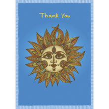 Load image into Gallery viewer, Sunny Thanks Thank You Greeting Card 6 pack