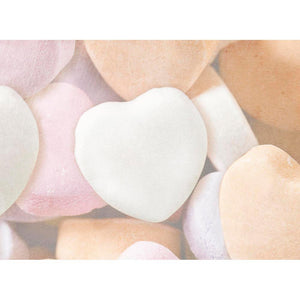 Candy Hearts Valentine Valentine's Day Greeting Card