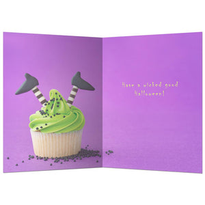No Place Like Halloween Greeting Card 4 pack